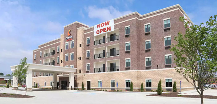 Comfort Brand on Pace to Open More Than One Hotel Per Week