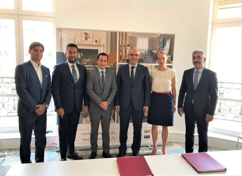Crowne Plaza Ankara to welcome guests in 2022