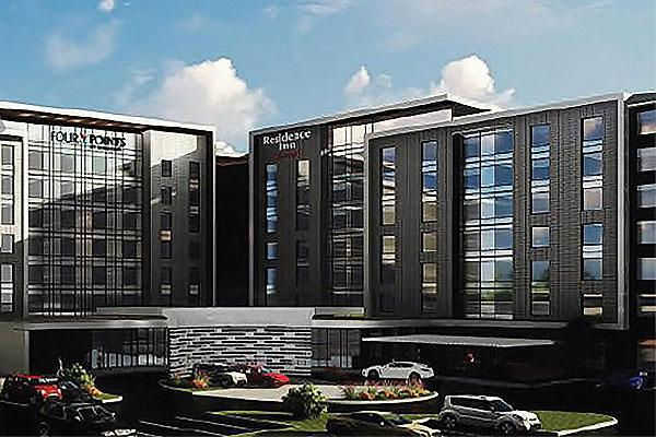 Hotel Equities to operate new dual-branded Marriott hotel in British Columbia