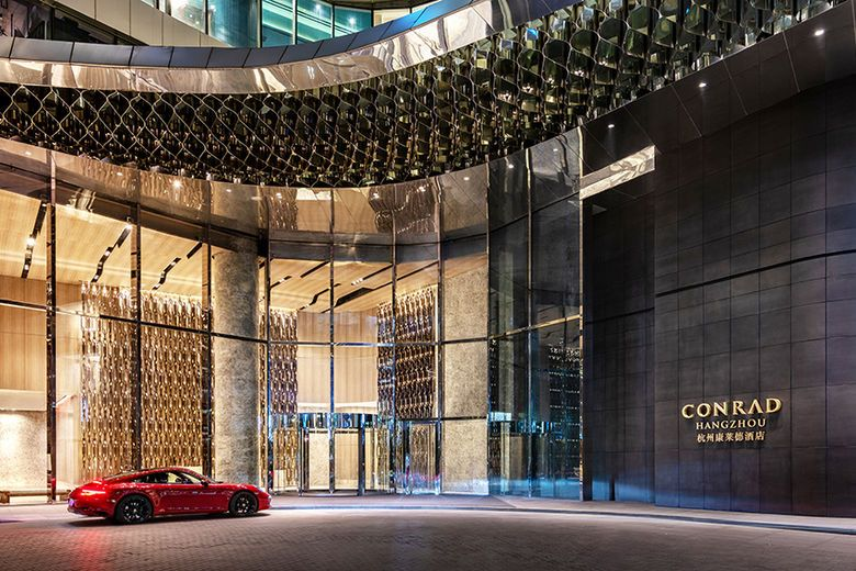 Conrad Hotels & Resorts Debuts in Hangzhou