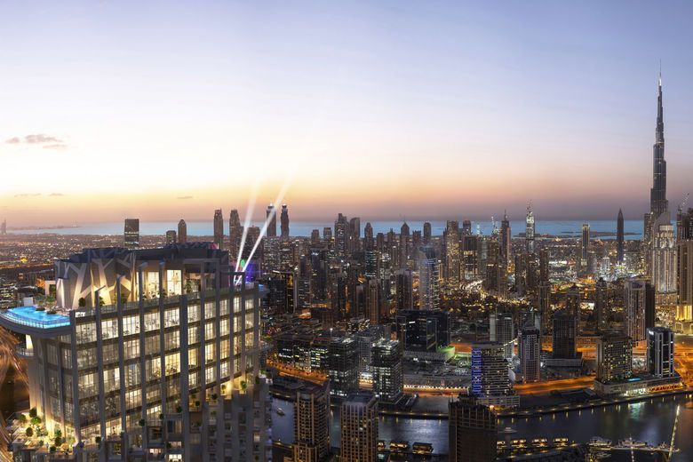 sbe Continues International Expansion with First SLS Property in Dubai, SLS Dubai Hotel & Residences