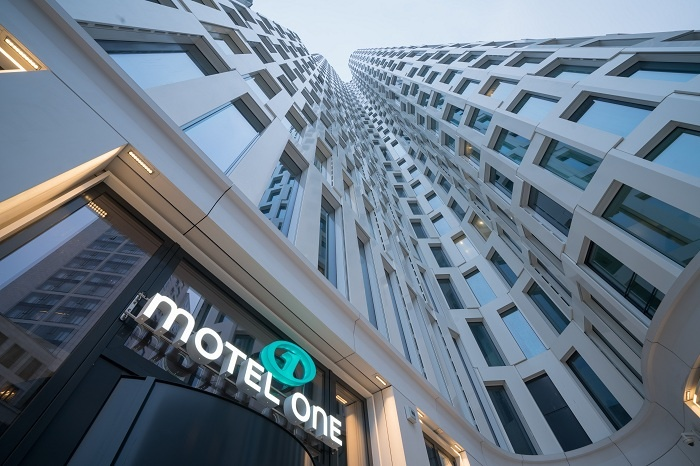 Motel One sees sales grow in Europe