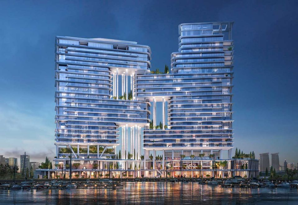 Dorchester Collection's first Dubai hotel opening 2020